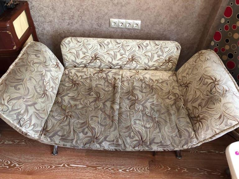 Химистка раскладного дивана до