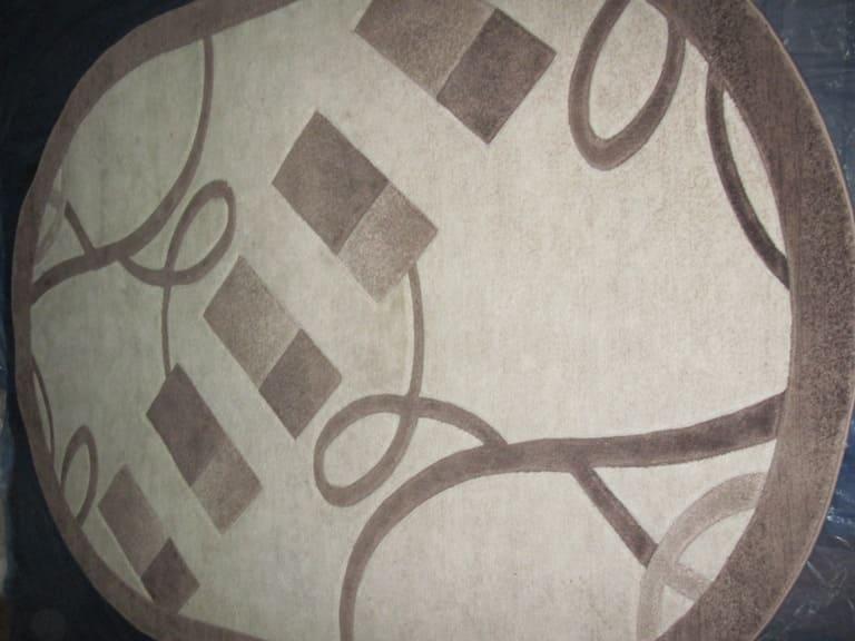Чистка коврика в ванную до