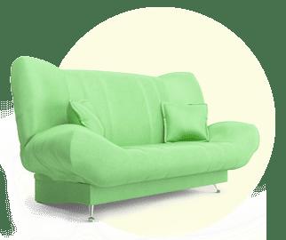 Небольшие диваны и прочая мягкая мебель